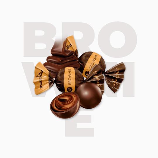 Czekoladowe Inspiracje – Brownie - Zdjęcie